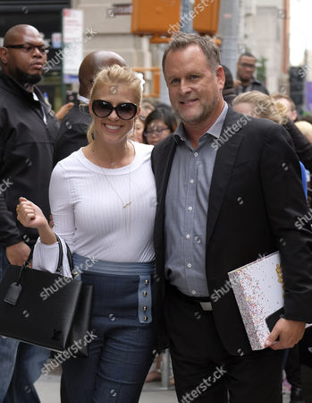 Stock Image of Jodie Sweetin and Dave Coulier
