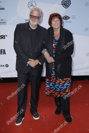 Martin Moszkowicz, Regina Ziegler