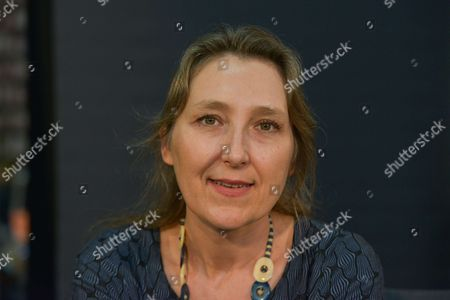 Stock Image of Marie Darrieussecq