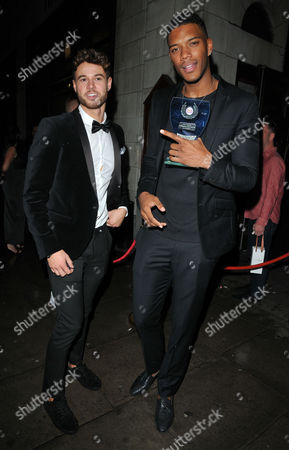 Alex Beattie and Theo Campbell