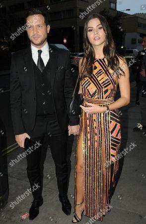 Jamie Reed and Jade Lewis