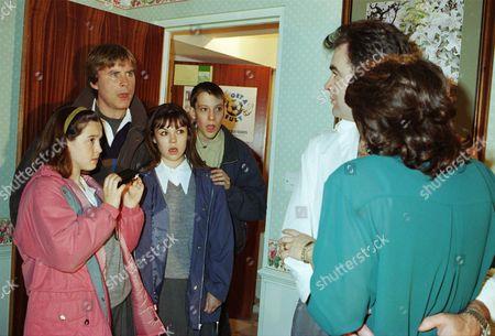 Editorial image of 'Emmerdale' TV Series - Nov 1996