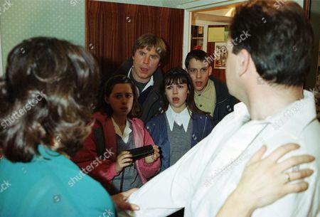 Editorial photo of 'Emmerdale' TV Series - Nov 1996