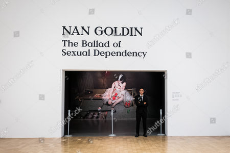 """Exhibition """"The Ballad of Sexual Dependency"""" by Nan Goldin"""
