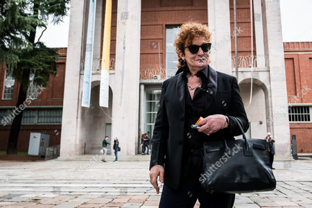 Editorial picture of 'The Ballad of Sexual Dependency' exhibition by Nan Goldin, Milan, Italy - 18 Sep 2017