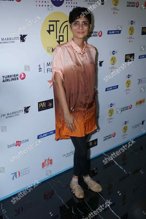 Bollywood Filmmaker Kiran Rao during a press conference of MAMI at J W Marriott