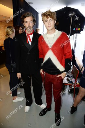 Editorial picture of Tommy Hilfiger show, Spring Summer 2018, London Fashion Week, UK - 19 Sep 2017