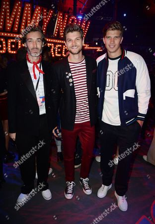 Editorial photo of Tommy Hilfiger show, Spring Summer 2018, London Fashion Week, UK - 19 Sep 2017