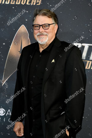 Editorial image of 'Star Trek: Discovery' TV show premiere, Arrivals, Los Angeles, USA - 19 Sep 2017