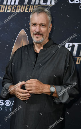 Editorial picture of 'Star Trek: Discovery' TV show premiere, Arrivals, Los Angeles, USA - 19 Sep 2017