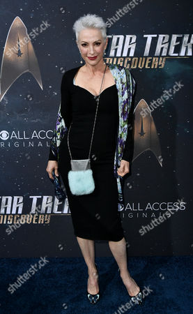 Stock Picture of Nana Visitor