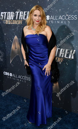 Stock Picture of Chase Masterson