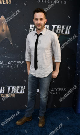 Editorial photo of 'Star Trek: Discovery' TV show premiere, Arrivals, Los Angeles, USA - 19 Sep 2017