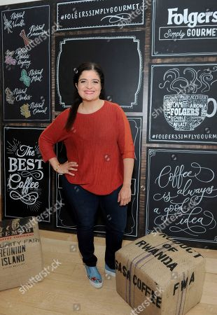 Editorial image of Folgers Simply Gourmet Real Barista Event, New York, USA - 19 Sep 2017