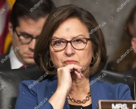 United States Senator Deb Fischer (Republican of Nebraska) listens to testimony before the US Senate Committee on Armed Services on 'Recent United States Navy Incidents at Sea' on Capitol Hill in Washington, DC on Tuesday, September 19, 2017.
