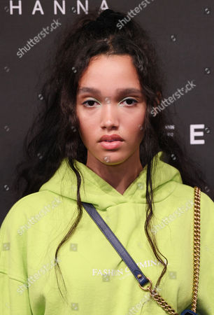 Editorial image of Fenty Beauty by Rihanna launch party, Arrivals, Harvey Nichols, Spring Summer 2018, London Fashion Week, UK - 19 Sep 2017