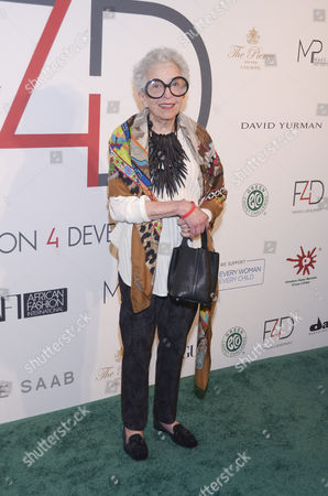Editorial picture of 2017 Fashion 4 Development First Ladies Luncheon, New York, USA - 19 Sep 2017