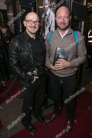 Stock Picture of Steven Hoggett and John Tiffany