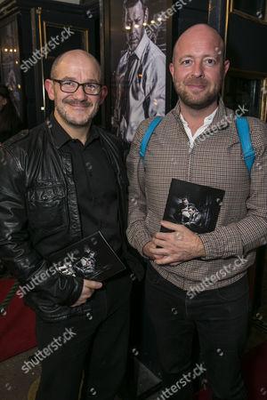 Steven Hoggett and John Tiffany