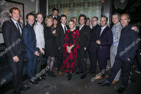 Editorial picture of 'Ink' play, West End Transfer, London, UK - 19 Sep 2017
