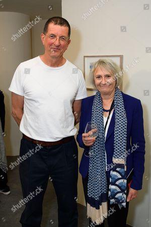 Sir Antony Gormley and Dame Anne Owers