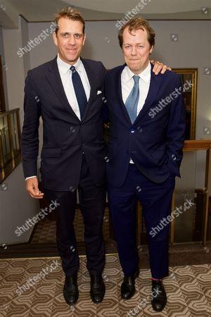 Ben Elliot and Tom Parker Bowles