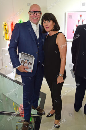 Editorial photo of Claudia Joseph 'How to Dress like a Princess' book launch, Walron gallery, London, UK - 19 Sep 2017