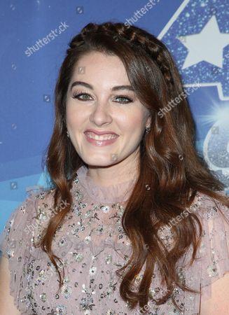 Stock Photo of Mandy Harvey