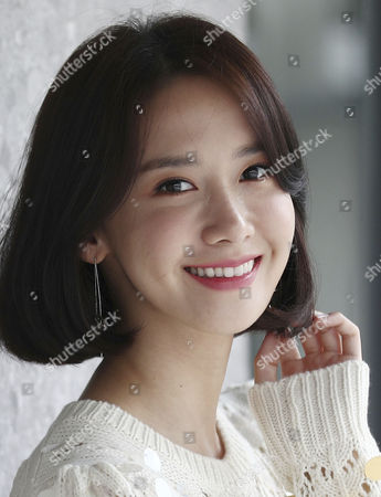 Editorial photo of South Korean singer and actress Yoona, Seoul, Korea - 20 Sep 2017