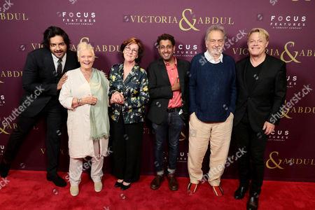 Editorial image of Focus Features special film screening of 'Victoria & Abdul' at Museum of Tolerance, Los Angeles, CA, America - 19 September 2017