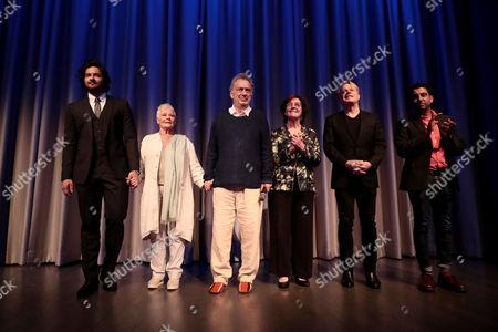 Editorial photo of Focus Features special film screening of 'Victoria & Abdul' at Museum of Tolerance, Los Angeles, CA, America - 19 September 2017