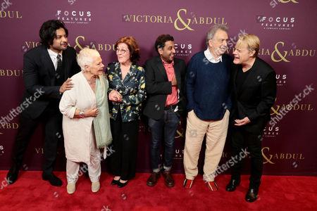 Ali Fazal, Judi Dench, Consolata Boyle, Costume Designer, Adeel Akhtar, Stephen Frears, Director, Eddie Izzard