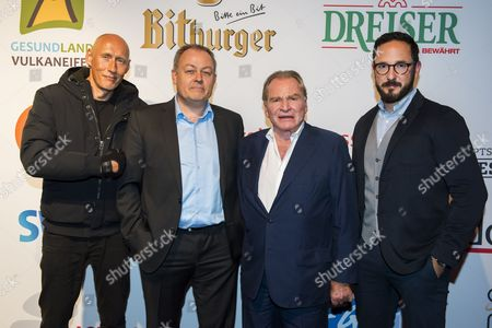 Editorial image of Criminal movie festival, screening of Protokolle des Boesen, Daun, Germany - 19 Sep 2017