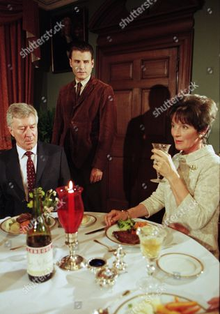 PC Bradley, as played by Jason Durr ; Joe Henderson, as played by Robin Ellis ; Edwina Lambert, as played by Susan Jameson.
