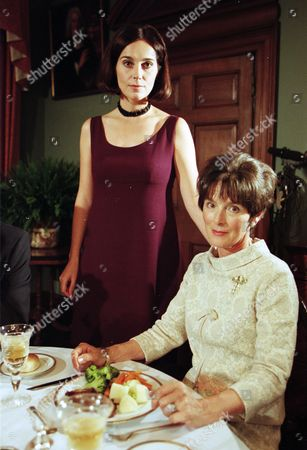 Jackie Bradley, as played by Fiona Dolman ; Edwina Lambert, as played by Susan Jameson.