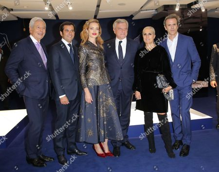 Editorial picture of Christian Dior Celebrates 70 Years of Creation, Paris, France - 19 Sep 2017