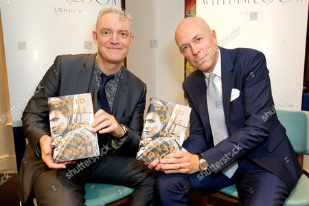 Editorial photo of Dylan Jones Book Launch at William & Son store, London, UK - 19 Sep 2017