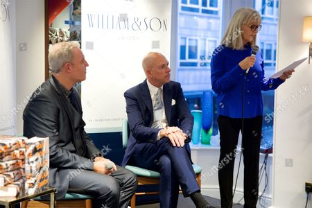 Editorial picture of Dylan Jones Book Launch at William & Son store, London, UK - 19 Sep 2017