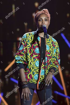 Stock Picture of Imany
