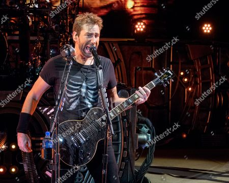 Nickelback - Chad Kroeger