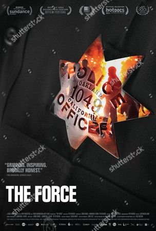The Force (2017) Poster Art
