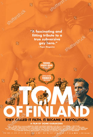 """Editorial photo of """"Tom Of Finland"""" Film - 2017"""