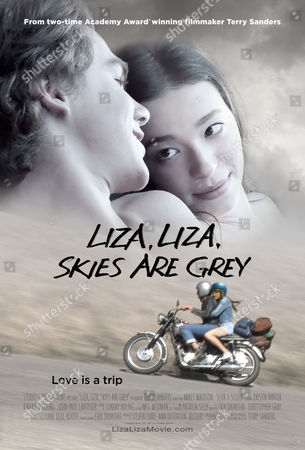 Liza, Liza, Skies Are Grey (2017) Poster Art. Sean H. Scully, Mikey Madison