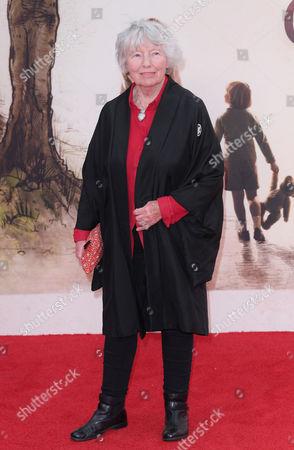 Editorial image of 'Goodbye Christopher Robin' film premiere, Arrivals, London, UK - 20 Sep 2017