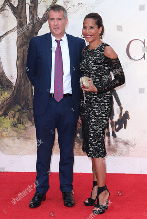 Damian Jones and Lynn Blades