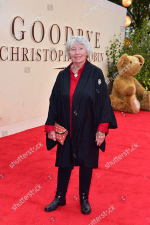 Editorial picture of 'Goodbye Christopher Robin', World Premiere, arrivals, London, UK - 20 Sep 2017