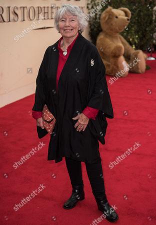 Editorial photo of 'Goodbye Christopher Robin', world film premiere, London, UK - 20 Sep 2017