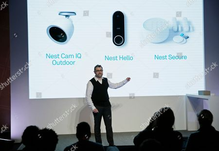 Editorial picture of Nest Product Expansion, San Francisco, USA - 20 Sep 2017