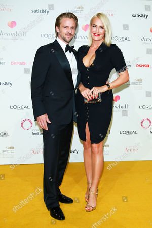 Sarah Connor and Ehemann Florian Fischer