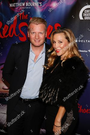 Editorial picture of 'The Red Shoes' opening night, Ahmanson Theatre, Los Angeles, USA - 19 Sep 2017